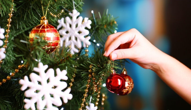 Christmas Tree with Ornaments | MSC